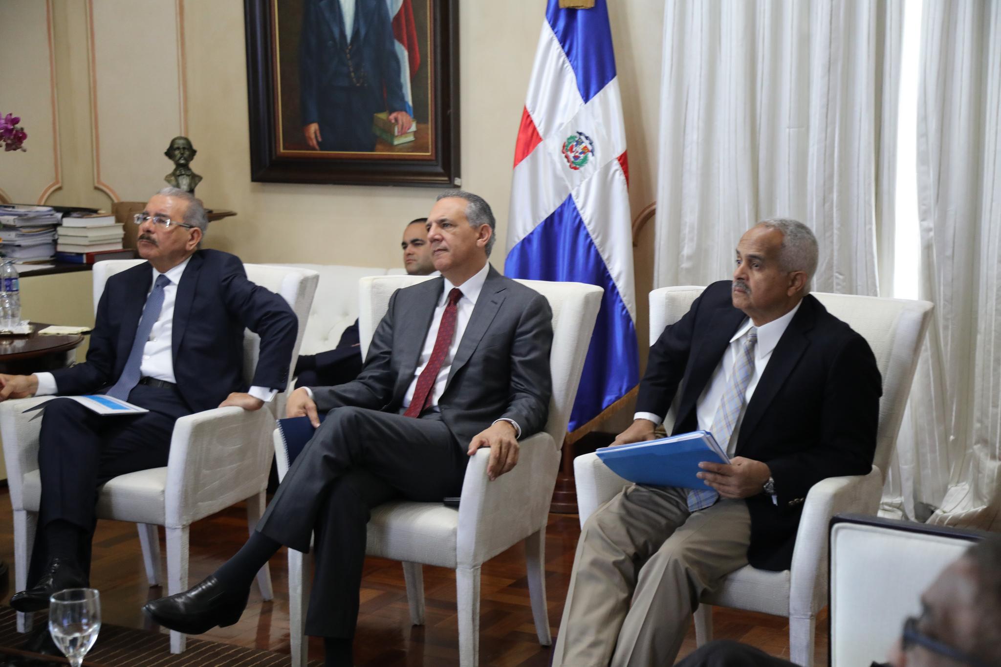 Danilo Medina da seguimiento a avances Proyectos de Desarrollo Agroforestal