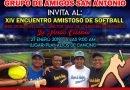 Celebrarán partido amistoso de softball en SDE