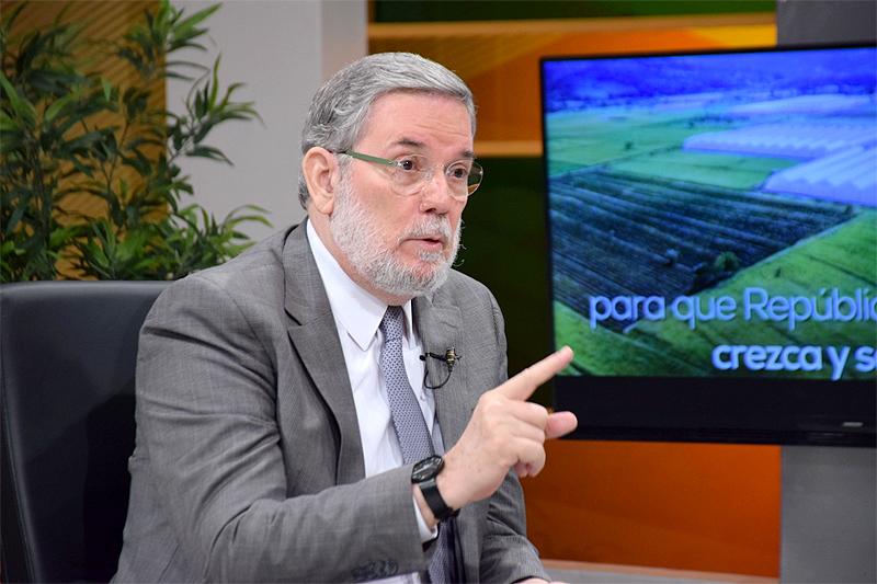 """Roberto Rodríguez Marchena: """"Gobierno cumple y avanza con políticas de inclusión y amor al prójimo"""""""