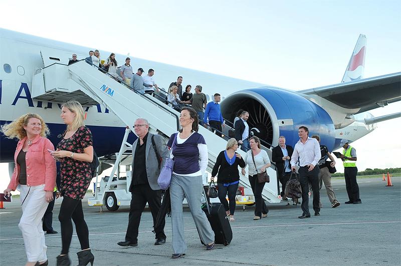 República Dominicana alcanzó cifra histórica en llegada de turistas en 2018