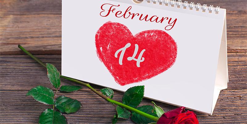 ¿Por qué se celebra el 14 de febrero el Día de San Valentín?