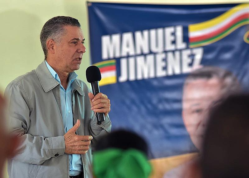 """Manuel Jiménez: """"Mis primeros cien días estarán enfocados en recuperar los espacios de SDE"""""""