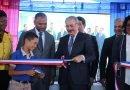 Danilo Medina inaugura escuelas y estancias