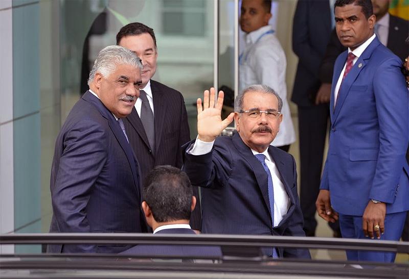 Danilo Medina viajará este viernes a Florida