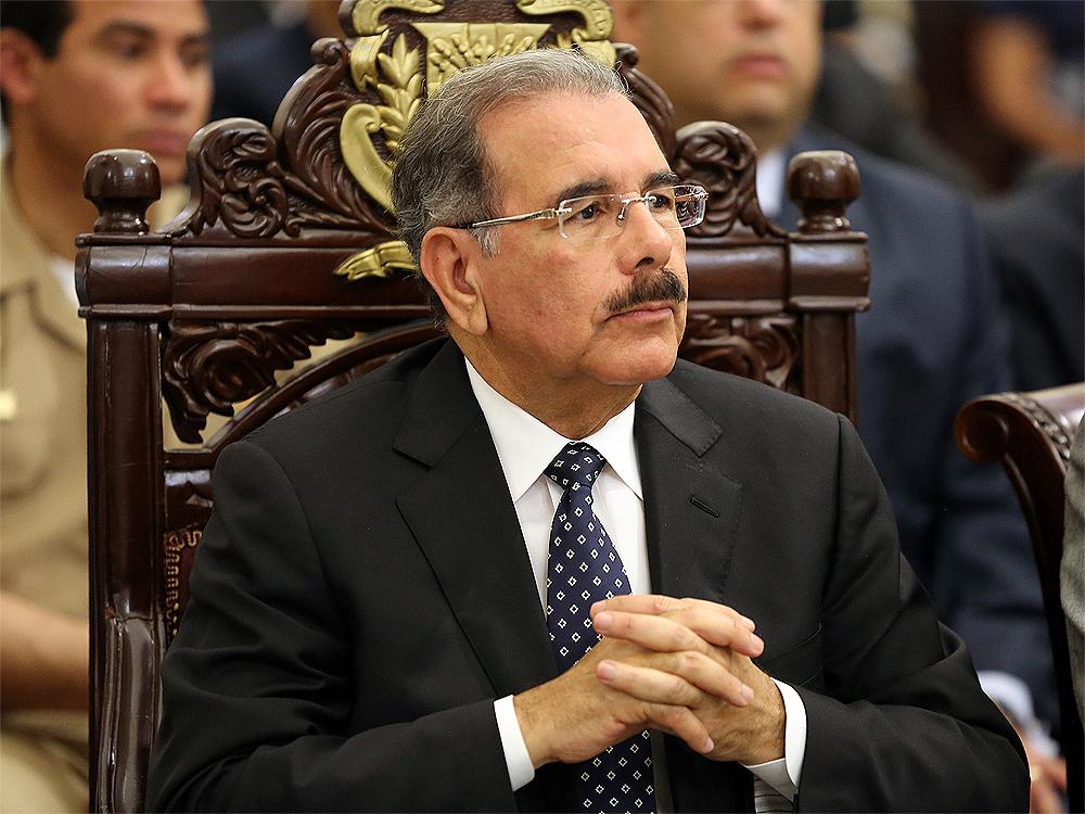 Danilo Medina realiza nuevas designaciones