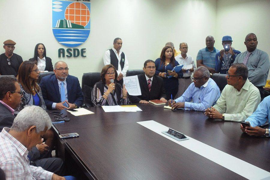 ASDE inicia trabajos del Presupuesto Participativo 2020
