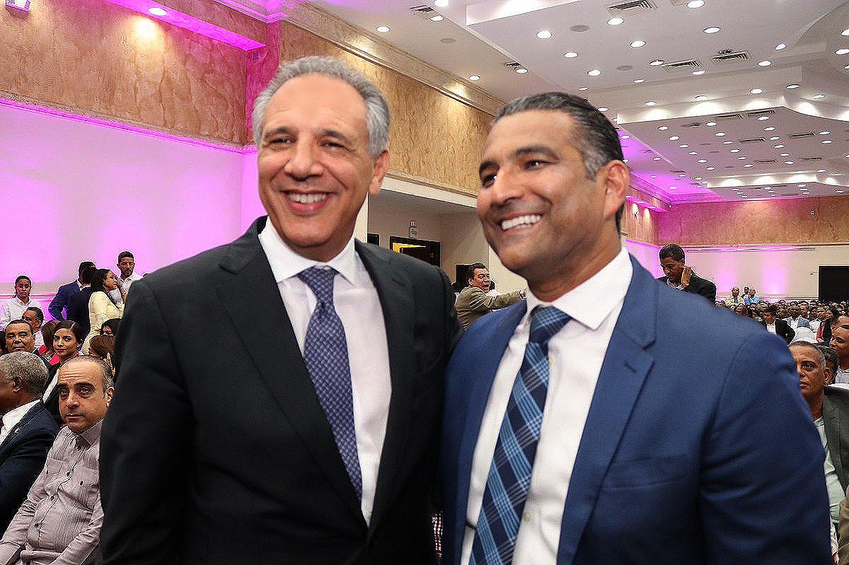 Luis Alberto ya es el candidato oficial alcalde SDE del PLD
