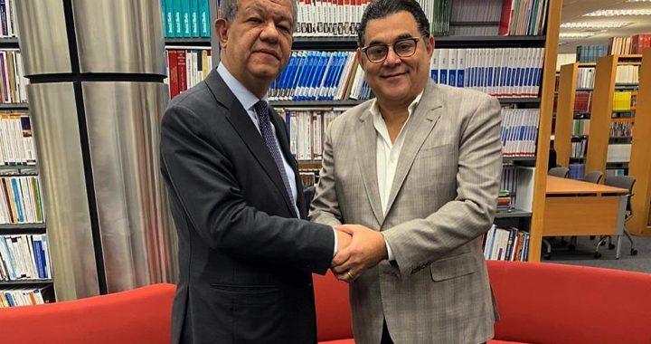 Alejandro Asmar será el candidato alcalde del Distrito Nacional por la LFP