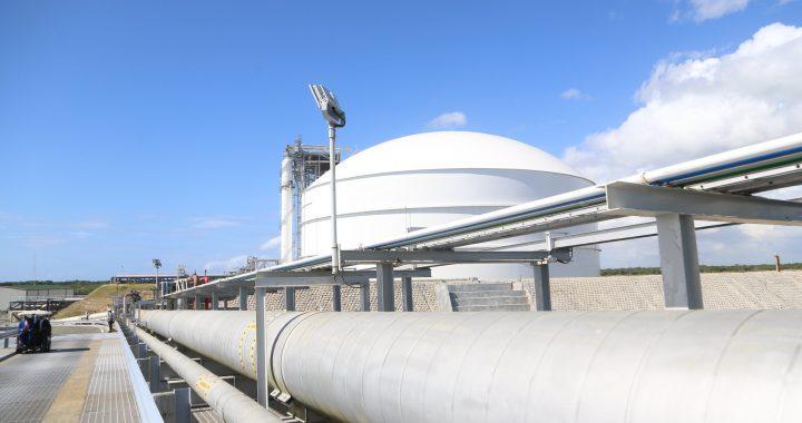 Gasoducto inicia operaciones
