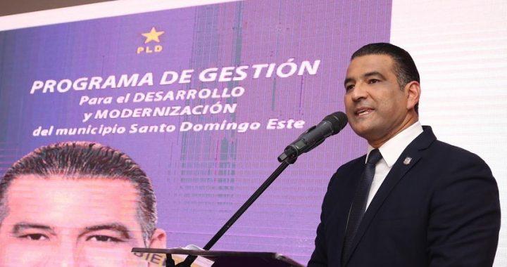 Luis Alberto presenta su programa de gobierno municipal