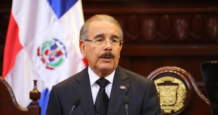 Video del discurso de rendición de cuentas de Danilo Medina
