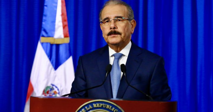 Danilo Medina solicitará al Congreso Nacional declaratoria emergencia