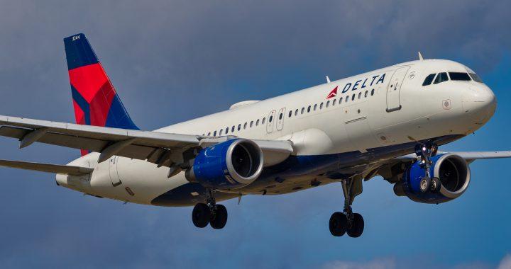 Delta Air Lines reducirá vuelos por coronavirus