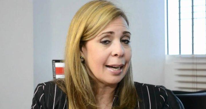 Leonel Fernández escoge a Sergia de Séliman como su candidata vicepresidencial