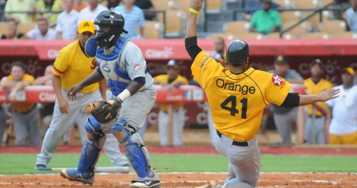 Vitelio Mejía dice torneo de béisbol iniciaría en noviembre