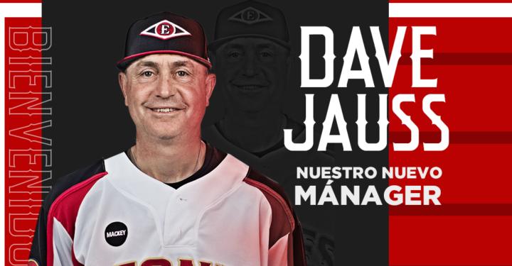 Dave Jauss, nuevo dirigente de los Leones del Escogido