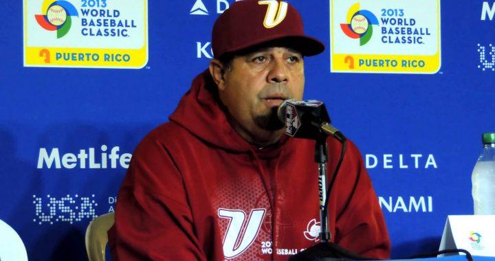 Tigres del Licey contratan a Luis Sojo como dirigente