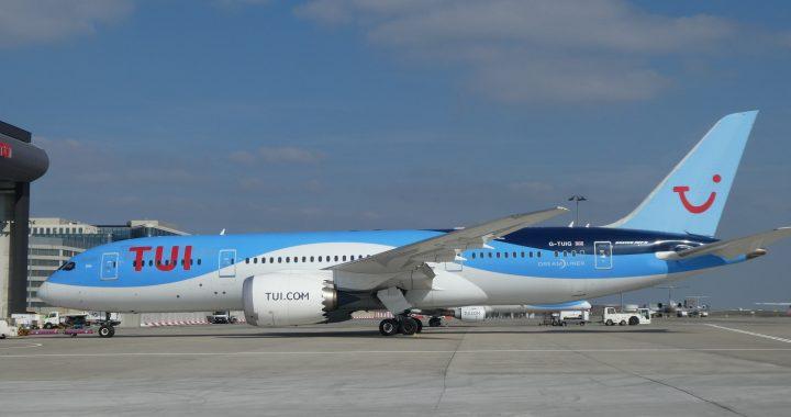 IDAC confirma avión que salió desde Puerto Plata con 350 paquetes de cocaína es de la aerolínea Tui Fly no de Helidosa