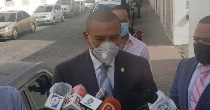 Santiago Zorrilla aspira a presidir el Senado