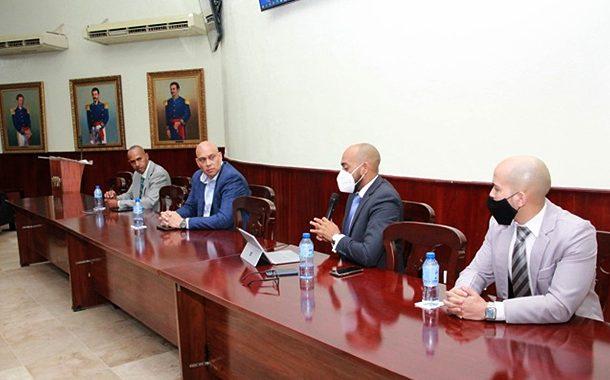 Director del CNCS sostiene encuentro con encargados de Relaciones Públicas y Tecnologías de la Información