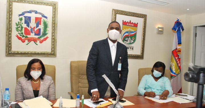 Concejo de Regidores de SDN eleva a Dirección el departamento de Juventud