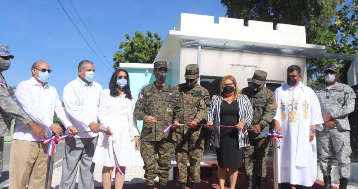 Ministerio de Defensa abre oficina regional en Azua