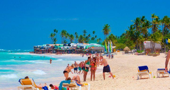 Llegada de turistas a República Dominicana cae un 81,3 % en septiembre