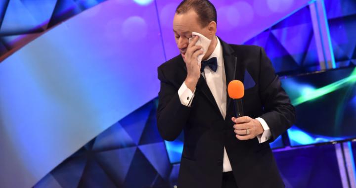 Franklin Mirabal renuncia al amor de Dianabell Gómez y se quita anillo en TV