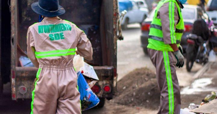 Quejas por cúmulo de basura