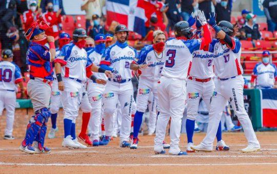 República Dominicana derrota a Puerto Rico