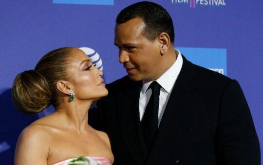 Jennifer Lopez y Álex Rodríguez se separan
