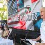 Estados Unidos dona tres hospitales móviles a República Dominicana por la pandemia