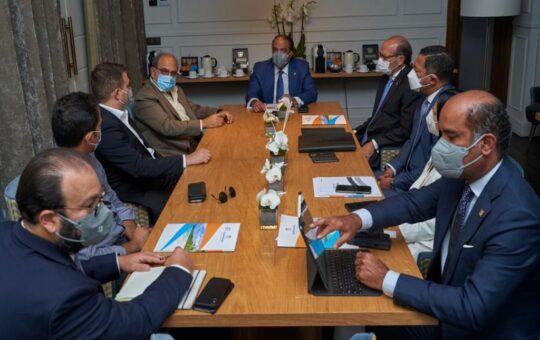 Administrador del Banreservas se reúne con inversionistas