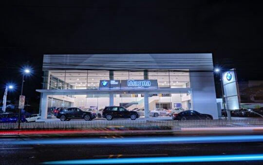 Magna Motors recibe reconocimiento internacional