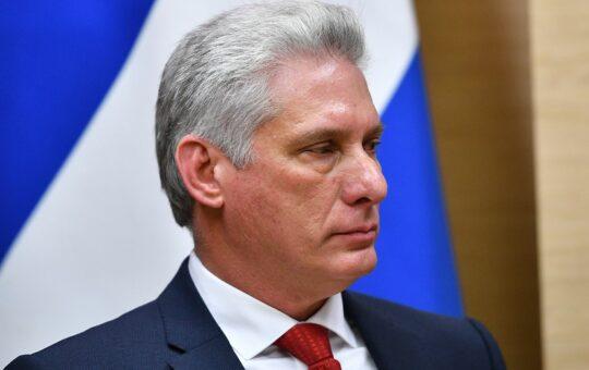 """Díaz-Canel cree que Estados Unidos """"ha fracasado en el empeño de destruir Cuba"""""""