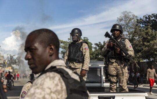 Colombia dice que detenidos en Haití por magnicidio son exmilitares