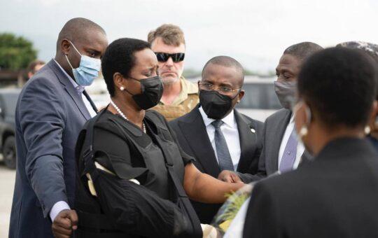 Acusado por el magnicidio viajó a Haití el 21 de mayo en un avión de Helidosa