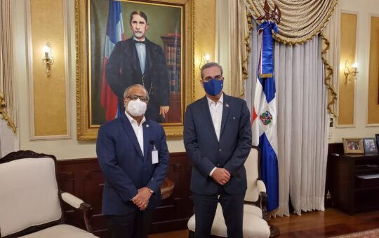 República Dominicana permite vuelos en condiciones excepcionales con Haití