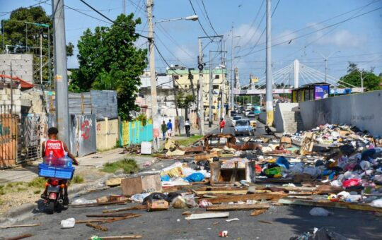 Santo Domingo Este enfrenta su peor crisis en el cúmulo de basura