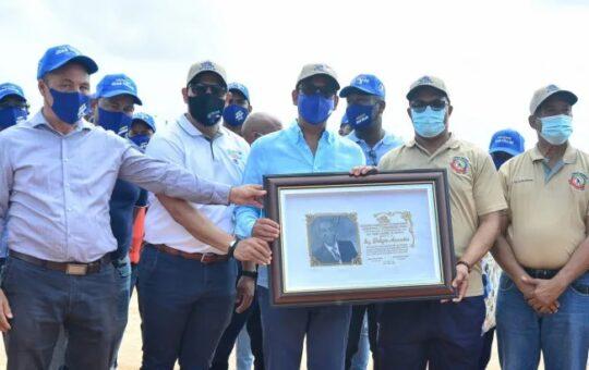 Codia celebra torneo de sóftbol dedicado al ministro de Obras Públicas