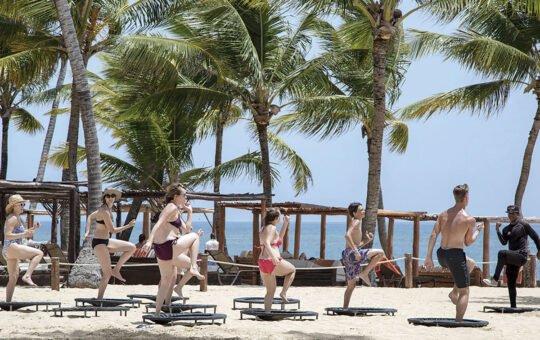 Más de 2,4 millones de turistas visitaron República Dominicana entre enero y julio