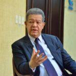 Leonel Fernández aboga por unidad latinoamericana ante la comunidad mundial