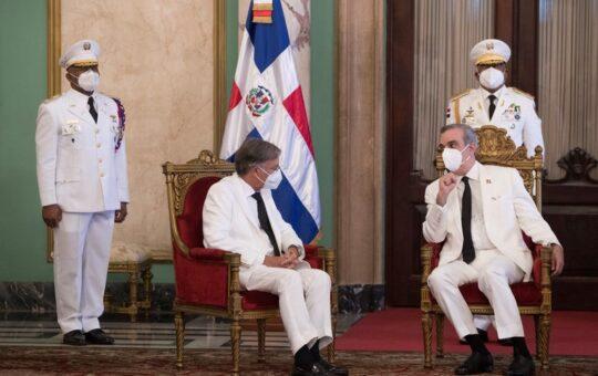El nuevo embajador de España presenta cartas credenciales a República Dominicana