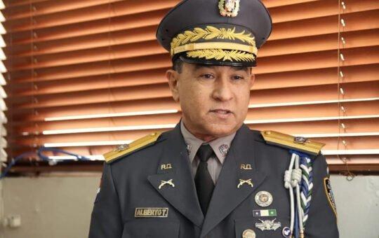 Destituido el director de la Policía Nacional